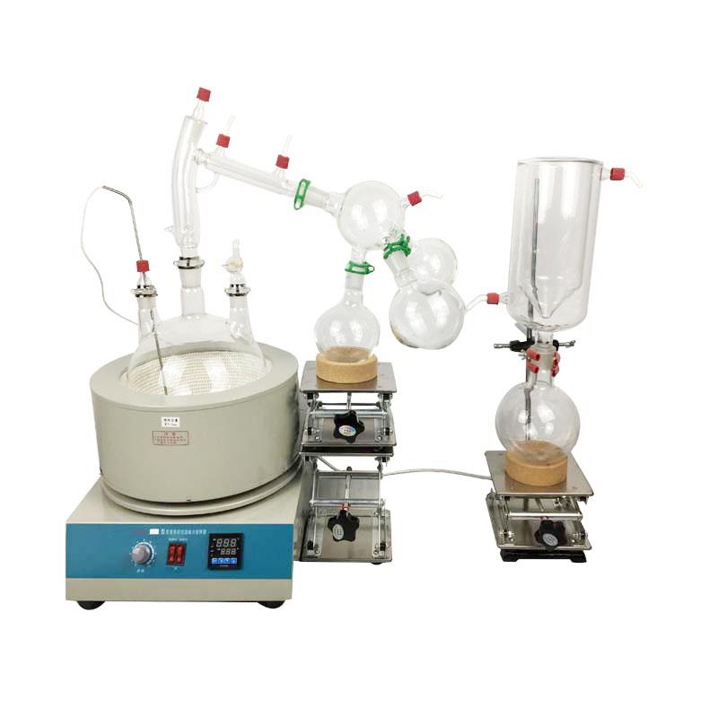 2L short path distillation-Qi Yu Industrial (Shanghai) Co , Ltd